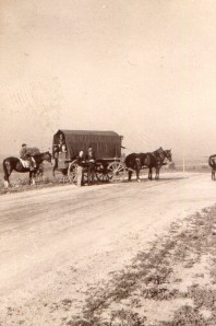 camp wagon trip