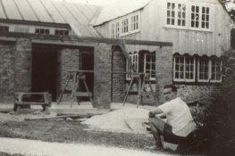 lodge construction
